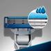 Gillette_Mach3 Turbo_maszynka do golenia męska, 1 szt. + wkłady 4 szt./1 opak_4