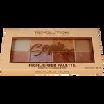 Revolution Makeup Soph Highlighter Palette