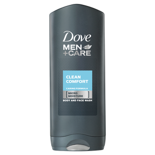 Dove Men_Plus Care Clean Comfort_żel pod prysznic męski, 400 ml