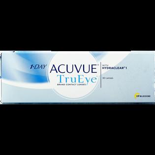 Acuvue_1-Day Tru Eye_soczewki moc - 2.50, 30 szt./1 opak.