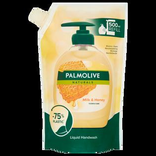Palmolive_Mleko i Miód_zapas mydła w płynie, 500 ml