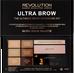 Revolution Makeup_Ultra Brow_zestaw do stylizacji brwi fair to medium, 1 opak._2
