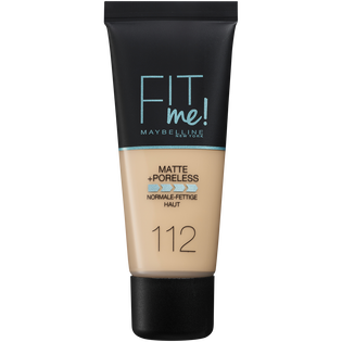 Maybelline_Fit Me!_podkład do twarzy soft beige 112, 30 ml