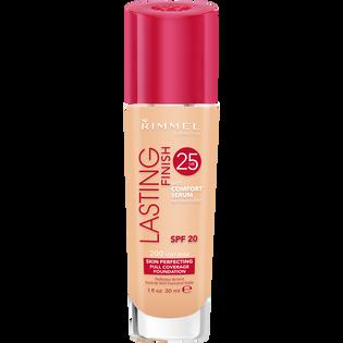 Rimmel_Lasting Finish 25HR_podkład z serum pielęgnacyjnym soft beige 200, 30 ml_1
