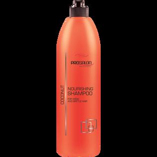 Prosalon_Kokos_szampon odżywczy do włosów z olejem kokosowym, 1000 ml