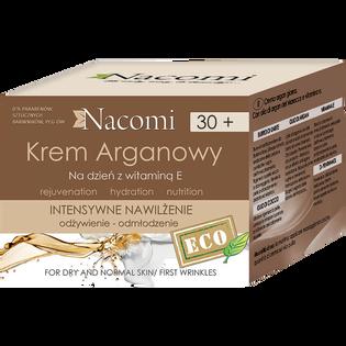 Nacomi_krem do twarzy nawilżający z kwasem hialuronowym na noc 30+, 50 ML