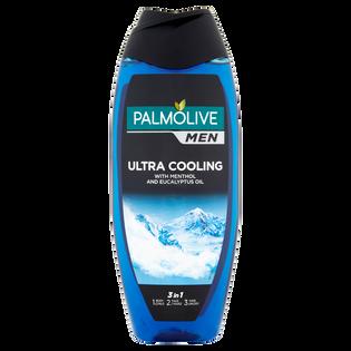 Palmolive Men_Ultra Cooling 3w1_mocno odświeżający żel pod prysznic męski, 500 ml