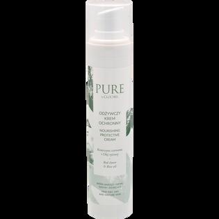 Pure By Clochee_odżywczy krem ochronny do twarzy, 50 ml_1