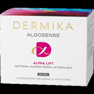 Dermika_Algosense Alpha Lift_maska liftingująca do twarzy na noc, 50 ml_2