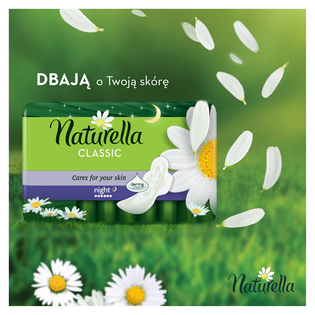 Naturella_Classic Night_podpaski higieniczne, 14 szt./1 opak._3