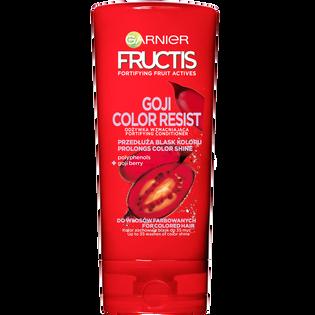 Garnier Fructis_Goji Color Resist_odżywka wzmacniająca do włosów farbowanych i z pasemkami, 200 ml
