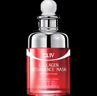 Cliv_kolagenowa regenerująca maska w płachcie do twarzy, 25 ml