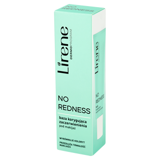 Lirene_No Redness_baza korygująca zaczerwienienia pod makijaż, 30 ml