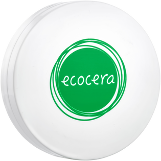 Ecocera_prasowany puder bananowy do cery suchej i wrażliwej, 10 g_1