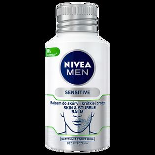 Nivea Men_Sensitive_łagodzący balsam do skóry i krótkiej brody, 125 ml