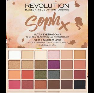Revolution Makeup_Xsoph_paleta cieni do powiek, 26,4 g_1