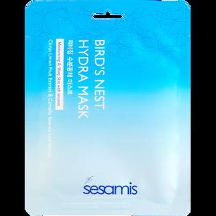Sesamis_Bird's Next_przeciwzmarszczkowa odmładzająca maseczka na płacie bawełny, 25 g