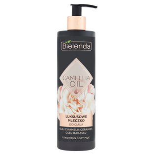 Bielenda_Camellia Oil_mleczko do ciała, 400 ml
