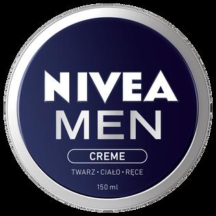 Nivea Men_Creme_krem do twarzy, ciała i rąk dla mężczyzn, 150 ml