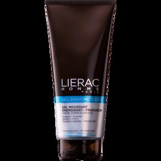 Lierac Homme_Gel Douche 3 En1_ultra świeży żel pod prysznic do ciała, twarzy i włosów dla mężczyzn, 200 ml