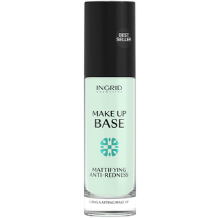 Ingrid_Mattifying Anti-Redness_baza w płynie pod makijaż, 30 ml