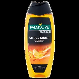 Palmolive_Citrus Crush_żel pod prysznic do twarzy, ciała i włosów męski, 500 ml