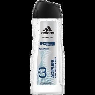 Adidas_Adipure_nawilżający żel pod prysznic męski, 400 ml