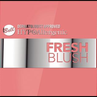 Bell HypoAllergenic_Fresh Blush_róż do policzków 001, 4,8 g