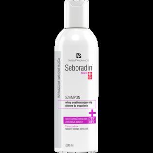 Seboradin_Niger_szampon do włosów przetłuszczających się, 200 ml
