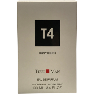 Tiffi_T4 Simply Legend_woda perfumowana męska, 100 ml_2