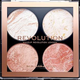 Revolution Makeup_Cheek Kit Taker A Breather_paleta do konturowania twarzy, 3 g