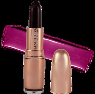 Revolution Makeup_Rose Gold_pomadka do ust diamond life, 3 g_3
