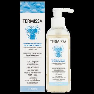 Termissa_nawilżająco-odżywczy żel do mycia twarzy, 200 ml