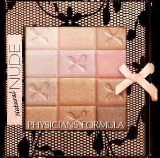 Physicians Formula_Face&Eye_paleta cieni do powiek nude, 7,5 g