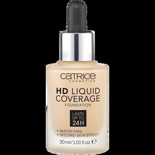Catrice_HD Liquid Coverage_podkład do twarzy 030, 30 ml
