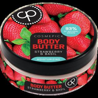 Cosmepick_masło do ciała strawberry & basil, 200 ml_2