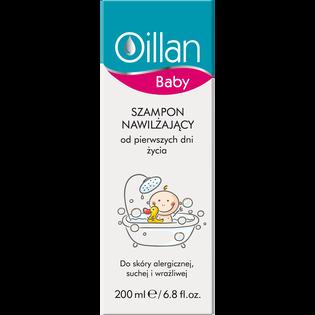 Oillan_Baby_szampon do włosów, 200 ml