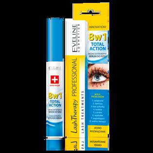 Eveline_Lash Therapy Professional Total Action_serum do rzęs 8w1, 10 ml