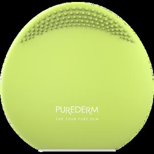 Purederm_silikonowa szczoteczka soniczna do oczyszczania twarzy, 1 szt._3