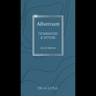Allvernum_Cedarwood & Vetiver_woda perfumowana męska, 100 ml_2