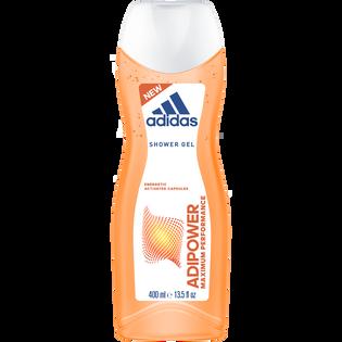 Adidas_Adipower_odświeżający żel pod prysznic damski, 400 ml