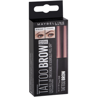 Maybelline_Tattoo Brow Gel Tint_żel do brwi dark brown, 5 g_3