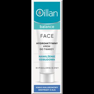 Oillan_Balance_krem do twarzy, 50 ml