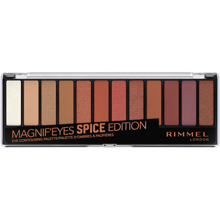 Rimmel_Magnif'eyes Spice Edition_paleta cieni do powiek 005, 14 g_1