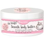 Nacomi Strawberry-guawa pudding
