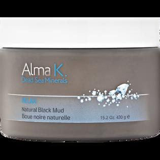 Alma K_Relax_naturalne czarne błoto z Morza Martwego do ciała, 430 g