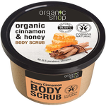 Organic Shop Honey Cinnamon