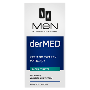 AA_Men DerMed_krem matujący do twarzy, 50 ml
