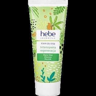 Hebe Cosmetics_Intensywna regeneracja_krem do stóp, 75 ml