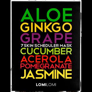 Lomi Lomi_zestaw maseczek do twarzy, 7x26 ml/1 opak.